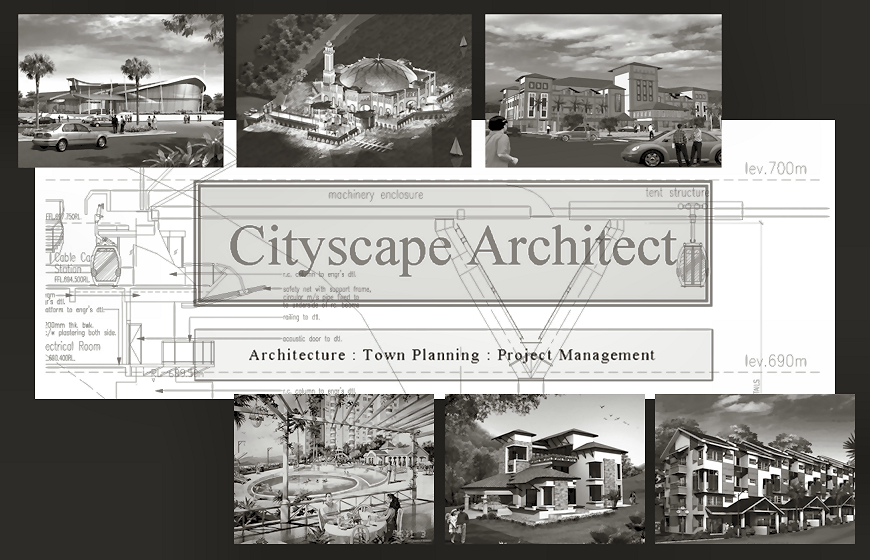 Cityscape Architect Professional Services